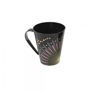 Imagem do produto - Caneca de Plástico 360 ml Café da Manhã Glamour