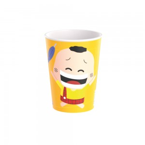 Imagem do produto - Copo de Plástico 320 ml Mônica Toy Cascão