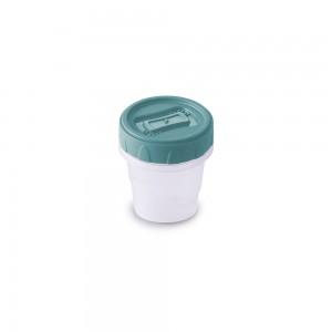 Imagem do produto - Pote de Plástico Redondo 65 ml Rosca