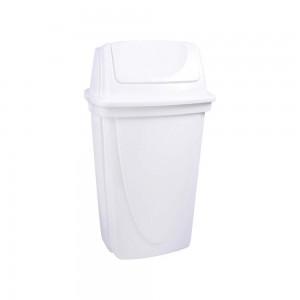 Imagem do produto - Lixeira de Plástico 14 L com Tampa Basculante