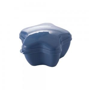 Imagem do produto - Pote de Plástico com Tampa Fixa em Formato de Estrela