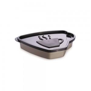 Imagem do produto - Porta Filtro de Plástico para Café com Tampa