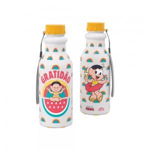 Imagem do produto - Garrafa de Plástico 500 ml com Tampa Rosca Retrô Magali