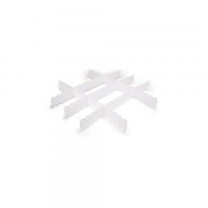 Imagem do produto - Divisórias de Plástico Encaixáveis para Gavetas 5 Unidades