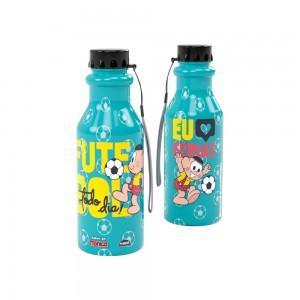 Imagem do produto - Garrafa de Plástico 500 ml com Tampa Rosca Retrô Cascão