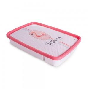 Imagem do produto - Porta Talheres - 4 Divisórias | Flamingo - Duo
