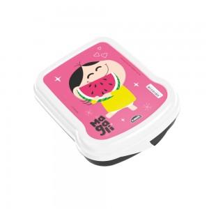 Imagem do produto - Sanduicheira de Plástico com Tampa Fixa Mônica Toy Magali