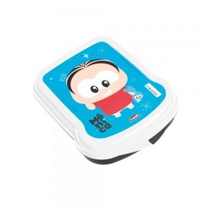 Imagem do produto - Sanduicheira de Plástico com Tampa Fixa Mônica Toy
