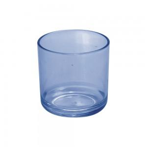 Imagem do produto - Copo de Plástico 360 ml Whisky Cristal Azul