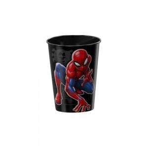 Imagem do produto - Copo de Plástico 320 ml Homem Aranha