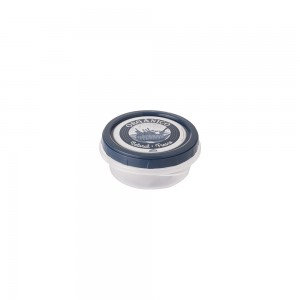 Imagem do produto - Pote de Plástico Redondo 390 ml Rosca Fazenda