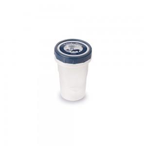Imagem do produto - Pote de Plástico Redondo 90 ml Rosca Fazenda