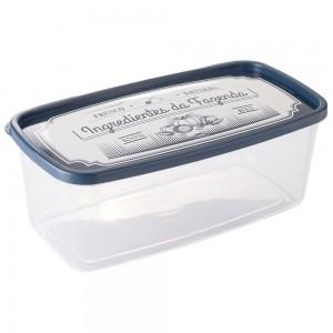 Imagem do produto - Pote de Plástico Retangular 3 L Clic Fazenda