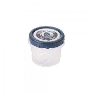 Imagem do produto - Pote de Plástico Redondo 300 ml Rosca Fazenda