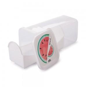 Imagem do produto - Porta Biscoito ou Torrada de Plástico Melancia