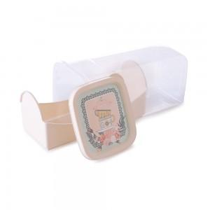 Imagem do produto - Porta Biscoito ou Torrada de Plástico Café da Manhã