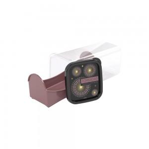 Imagem do produto - Porta Biscoito ou Torrada de Plástico Café da Manhã Glamour
