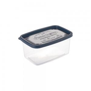 Imagem do produto - Pote de Plástico Retangular 1,2 L Clic Fazenda