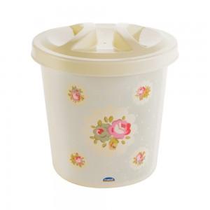 Imagem do produto - Lixeira de Pia   Floral Provençal
