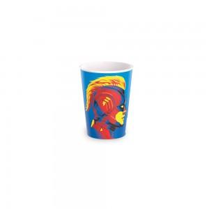 Imagem do produto - Copo de Plástico 320 ml Capitã Marvel
