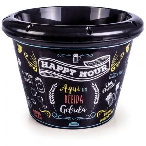 Imagem do produto - Balde para Cerveja de Plástico Giz