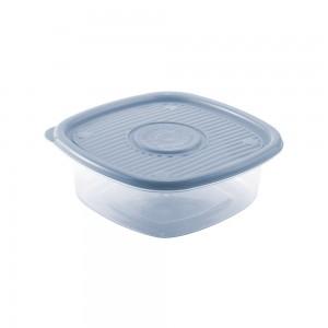 Imagem do produto - Pote de Plástico Quadrado 2 L Pop