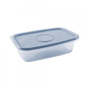 Imagem do produto - Pote de Plástico Retangular 1,2 L Pop