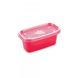 Imagem do produto - Pote de Plástico Retangular 150 ml Pop