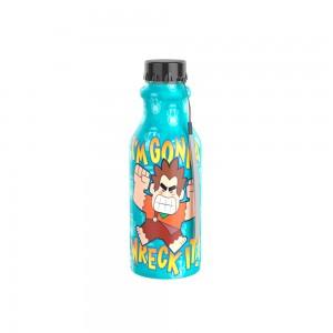 Imagem do produto - Garrafa de Plástico 500 ml com Tampa Rosca Retro Detona Ralph