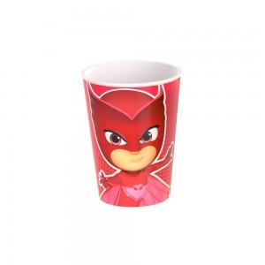 Imagem do produto - Copo de Plástico 320 ml  Pj Masks