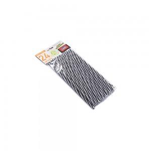Imagem do produto - Canudos de Plástico - Emalagem com 24 Unidades