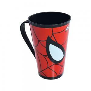 Imagem do produto - Caneca de Plástico 500 ml Homem Aranha
