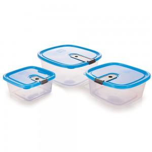 Imagem do produto - Conjunto de Potes - 3 Unidades | Trio