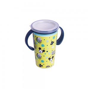 Imagem do produto - Copo de Plástico com Alça 280 ml Michey Baby Magic