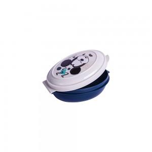 Imagem do produto - Saboneteira de Plástico com Tampa Fixa Mickey Baby