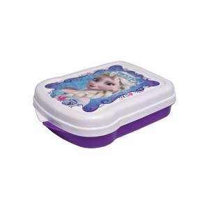Imagem do produto - Sanduicheira de Plástico com Tampa Fixa Frozen