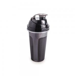Imagem do produto - Shakeira de Plástico 580 ml com Tampa Rosca e Misturador