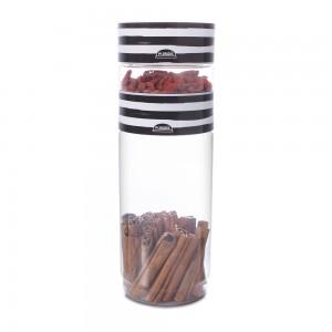 Imagem do produto - Kit Organizadores de Plástico Pequeno Plug Decora Melancia 2 Unidades
