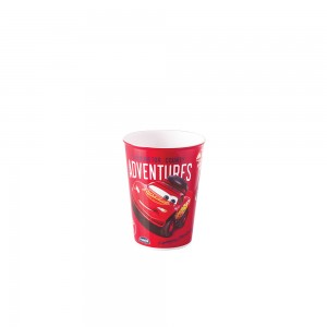 Imagem do produto - Copo de Plástico 320 ml Carros