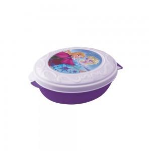 Imagem do produto - Pote de Plástico com Tampa Fixa em Formato Retrô Frozen