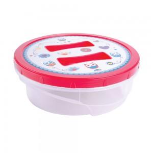 Imagem do produto - Pote 2,1 L | Coruja - Rosca