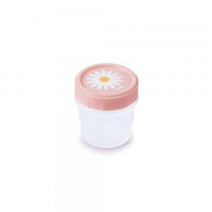 Imagem do produto - Pote de Plástico Redondo 65 ml Rosca Camomila