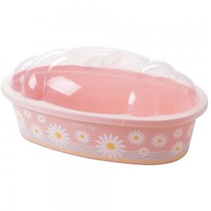 Imagem do produto - Porta Pão de Plástico com Tampa Camomila