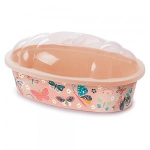 Imagem do produto - Porta Pão de Plástico com Tampa Borboleta