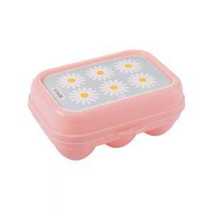 Imagem do produto - Porta Ovos de Plástico com Tampa Fixa Camomila