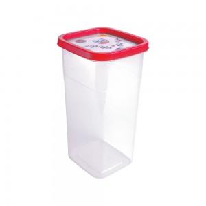 Imagem do produto - Pote de Plástico Retangular 1,74 L Clic Coruja