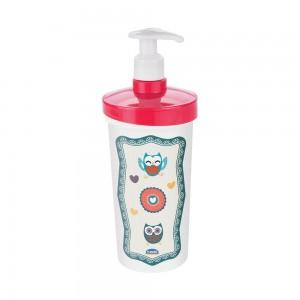 Imagem do produto - Porta Detergente de Plástico com Válvula Coruja