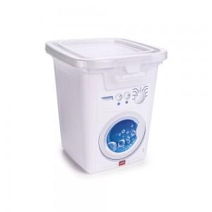 Imagem do produto - Porta Sabão em Pó 1 Kg | Máquina de Lavar