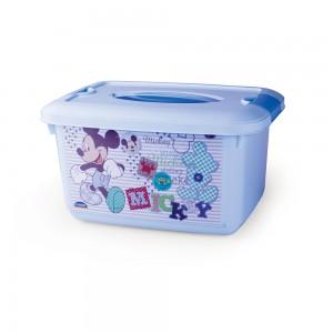 Imagem do produto - Caixa 5,2 L com Alça e Trava | Mickey Baby