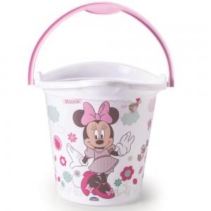 Imagem do produto - Balde de Plástico 8 L com Alça Minnie Baby
